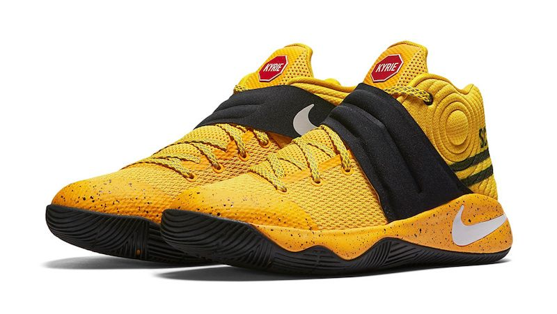 ee608b837eb3 You Can Pick Up The Nike Kyrie 2 GS School Bus Now