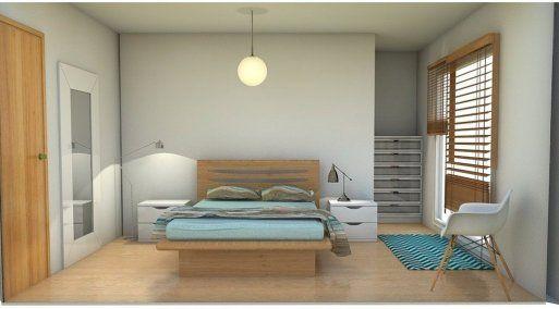 Posibilidad De Vestidor En Dormitorio De 16m2 Dormitorios Dormitorios Recámaras Plano De Habitacion