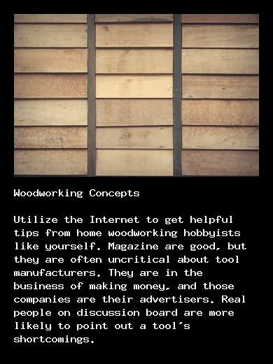 Get great woodworking tips at http://walkerwoodesign.com
