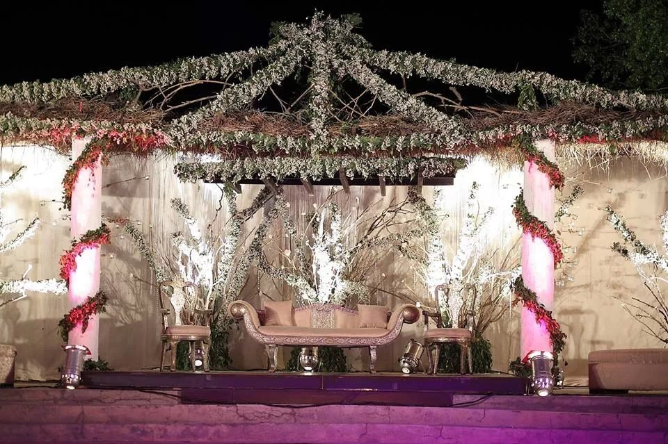 #pakistani #wedding #decor