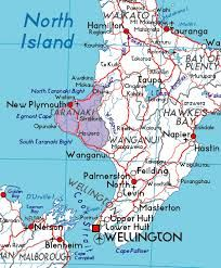 Where Is New Plymouth In New Zealand Map.Image Result For New Plymouth Map Of North Island Taranaki Trip