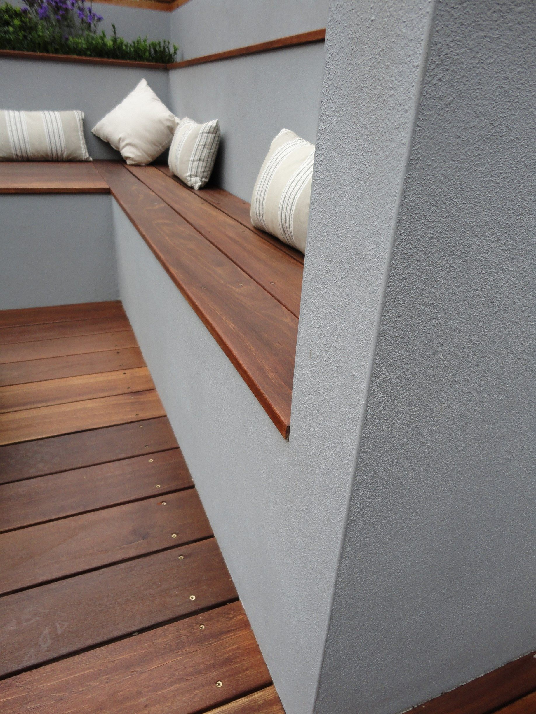 rendered garden wall - google search | garden wall | pinterest