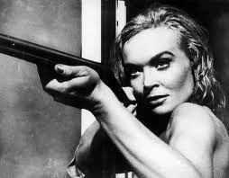the girl hunters - Shirley Eaton