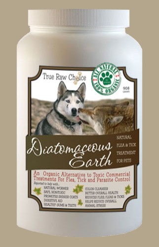 True Raw Choice (Food Grade) Diatomaceous Earth is a