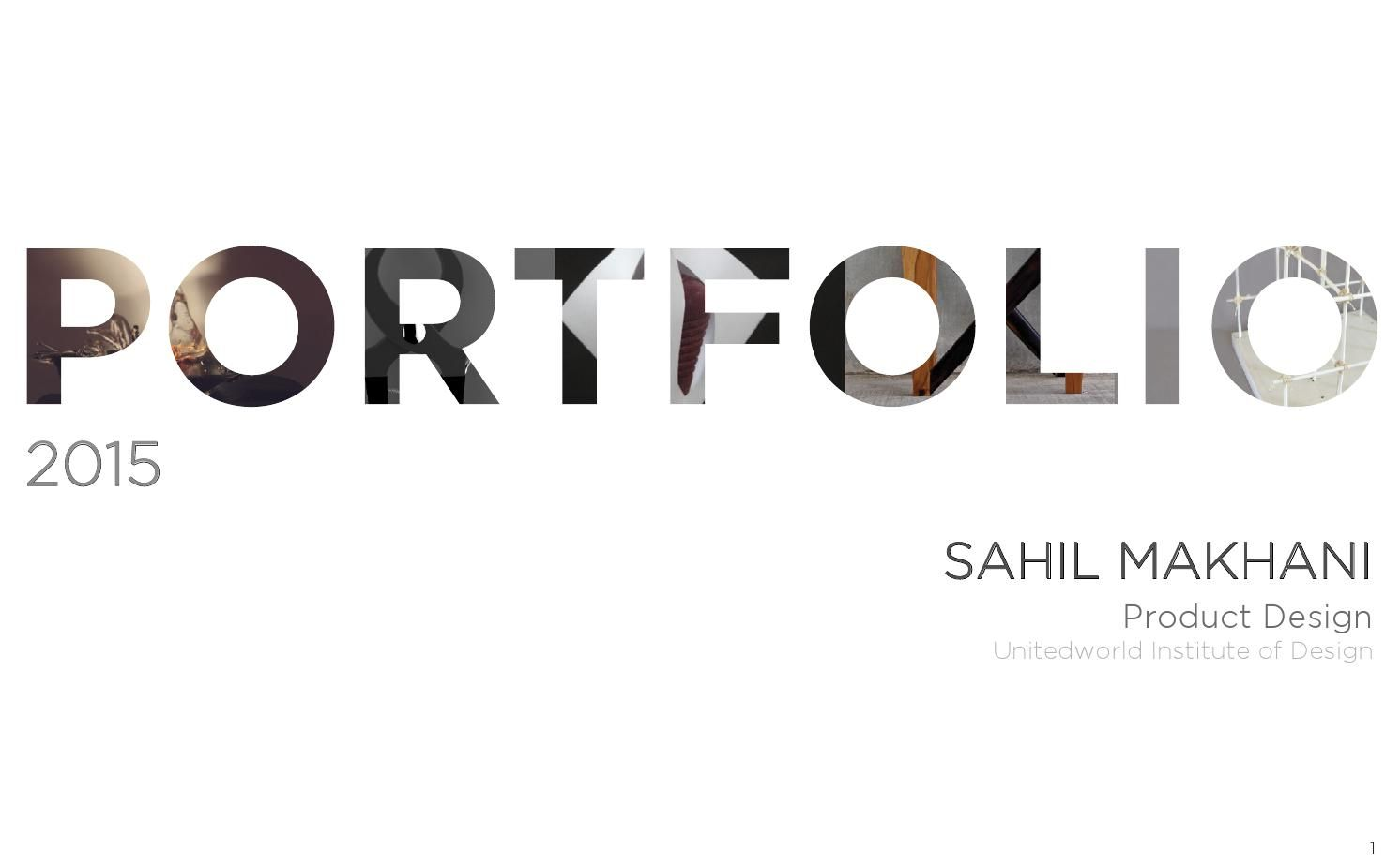Product Design Portfolio Portfolio Design Industrial Design