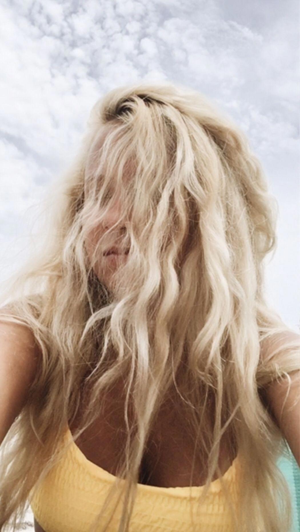 Dirtyblondehairstyles Beach Hair Blonde Curly Hair Beach Blonde Hair