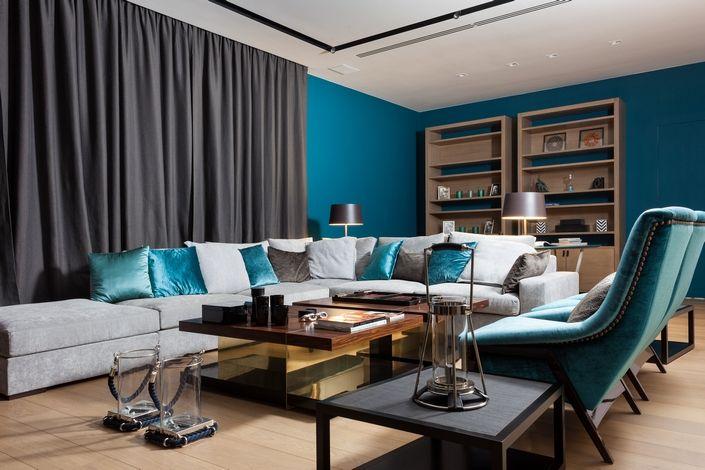 Living Room By Zhukovka 49 Luxury Furniture Designer Furniture