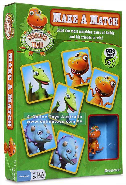 Pin by Sarah Clark on Dinosaur Room ♥   Matching games
