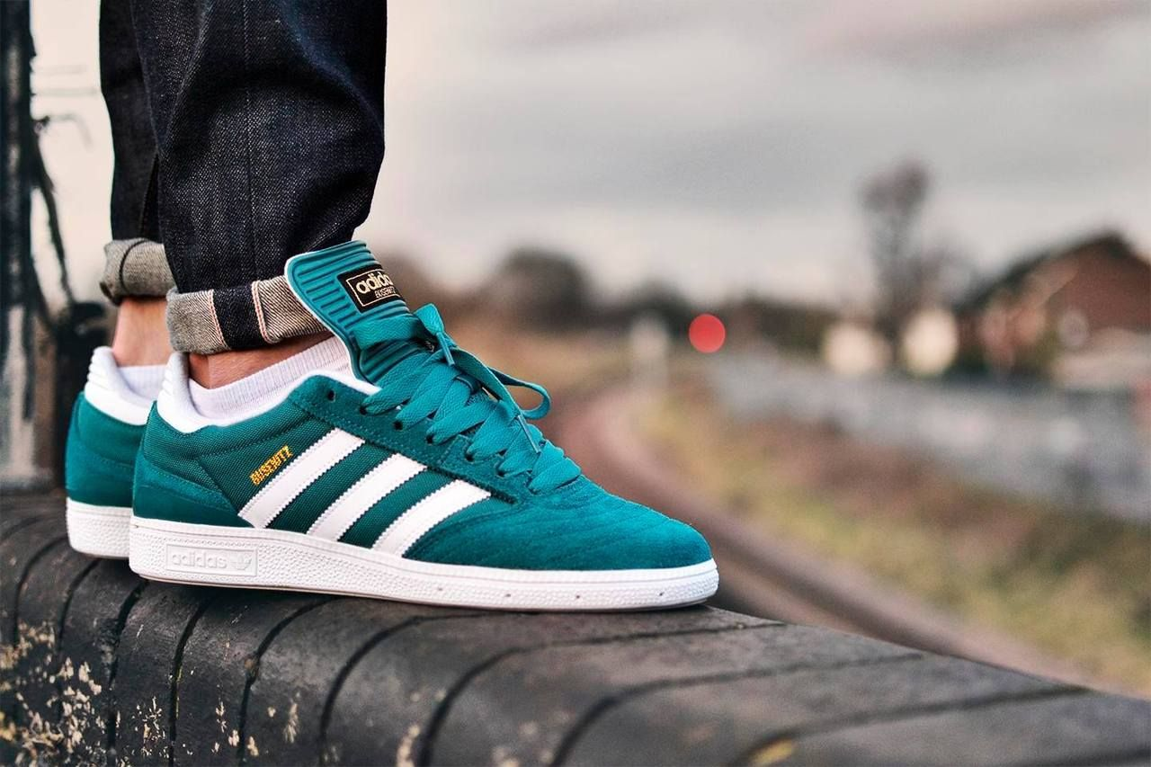 Adidas Teal Busenitz Cubberten Pro Streetwear by 0q1SOw0