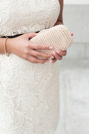 blush wedding clutch purse fashion style brides of adelaide magazine