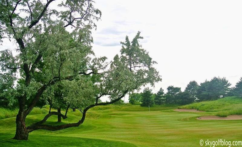 Conway Farms Golf Club Lake Forest Illinois Usa Golf Courses