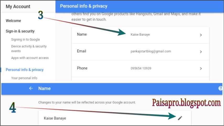Gmail create account new email id