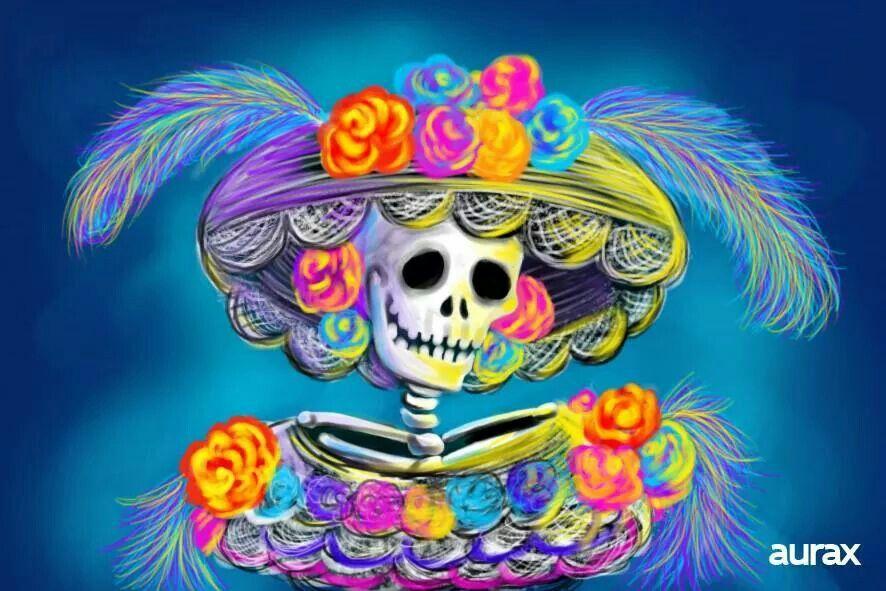 Día de los muertos   Imágenes para enmarcar....y...mas   Pinterest ...