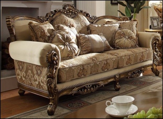 Marvelous Victorian Style Sofas