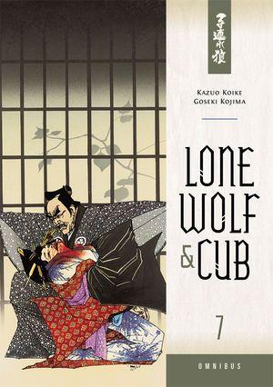 Lone Wolf and Cub Omnibus Volume 7 TPB