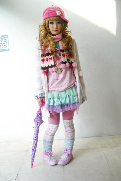 top kei kawaii fashion - photo #2