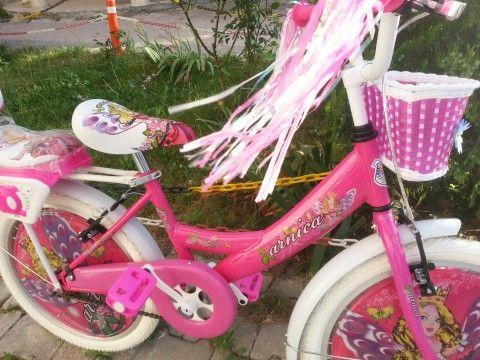Arnica Angel 2009 20 Jant Kiz Cocuk Bisikleti 7 12 Yas Pembe