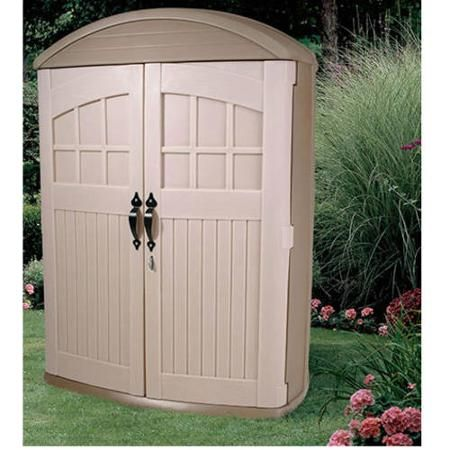 Charmant Step2 Highboy Storage Shed