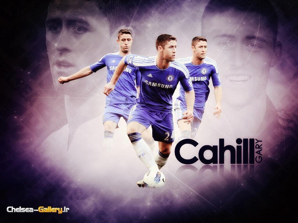 Gary Cahill Chelsea Wallpaper