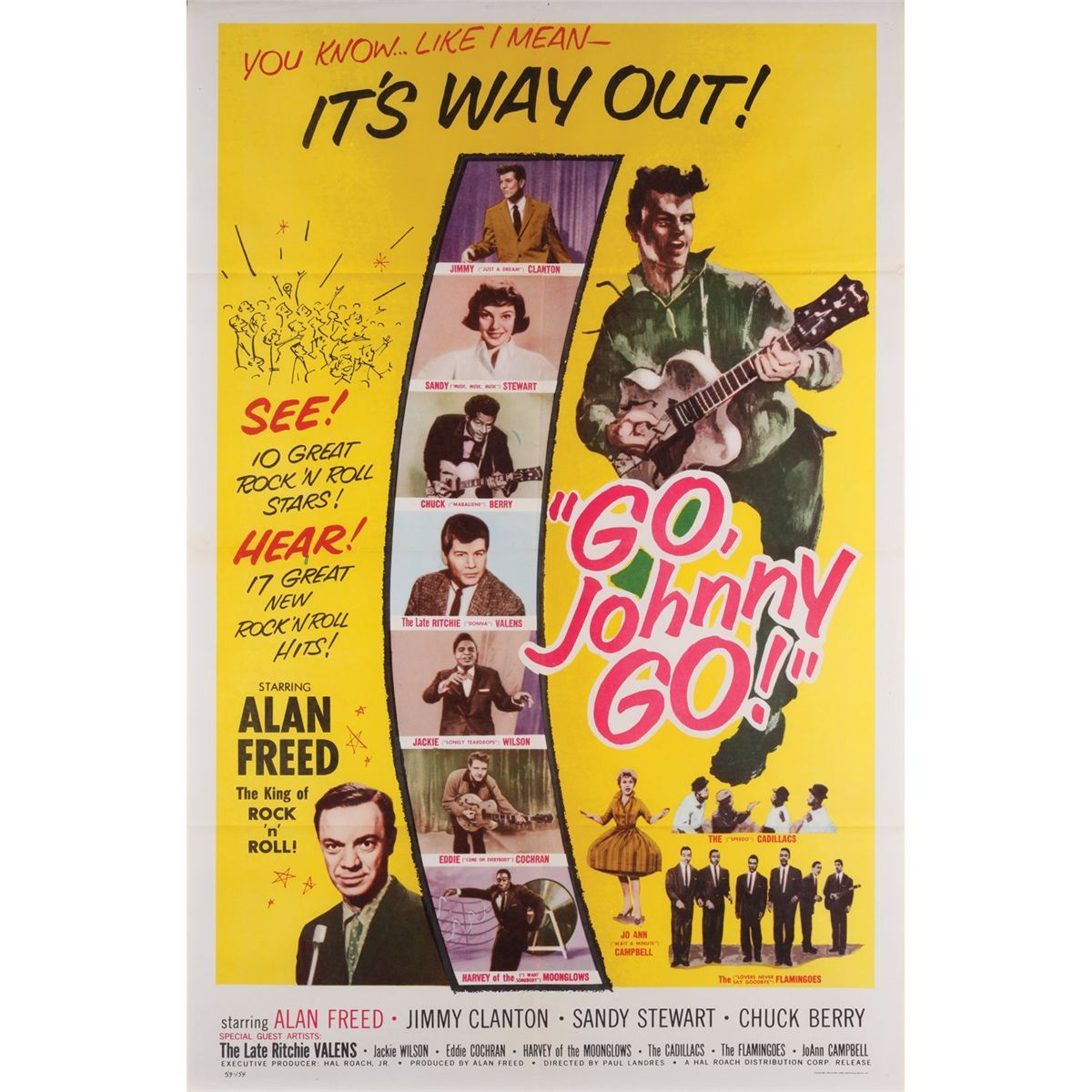 Rock n roll poster design - Rock And Roll Posters Image 1 1950s Rock Roll