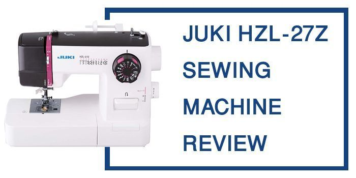 JUKI HZL40Z Sewing Machine Review Sewing Pinterest Sewing Inspiration Juki Sewing Machine Reviews