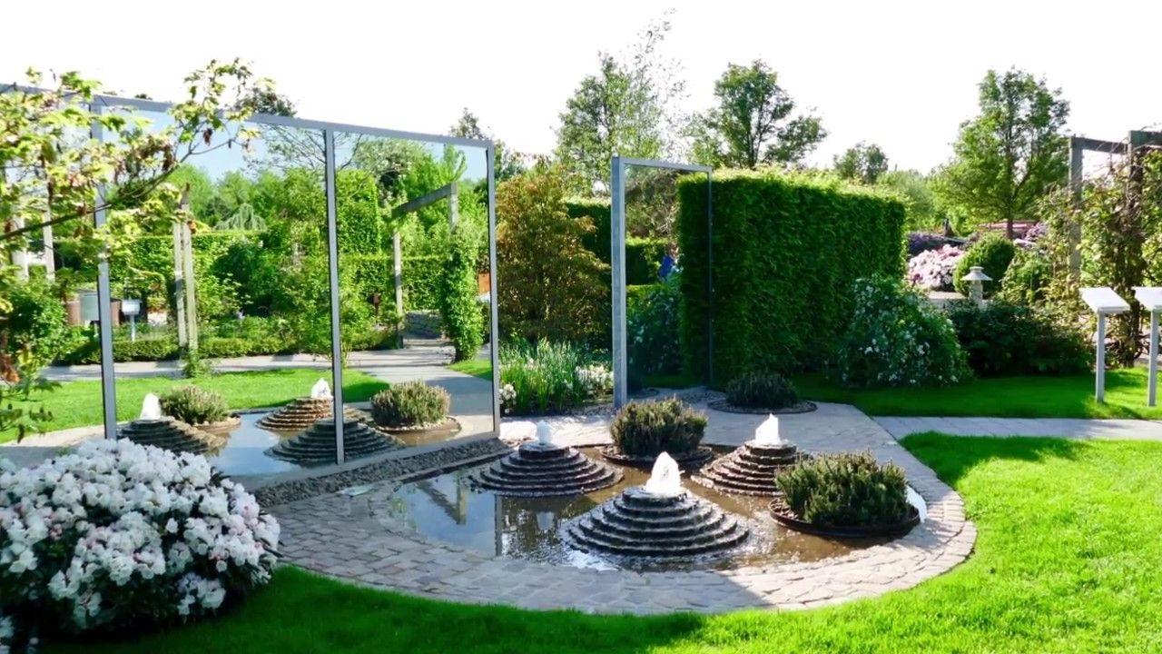 Sehenswerte Themengarten Im Park Der Garten Bad Zwischenahn Garten Bad Zwischenahn Gartenanlage