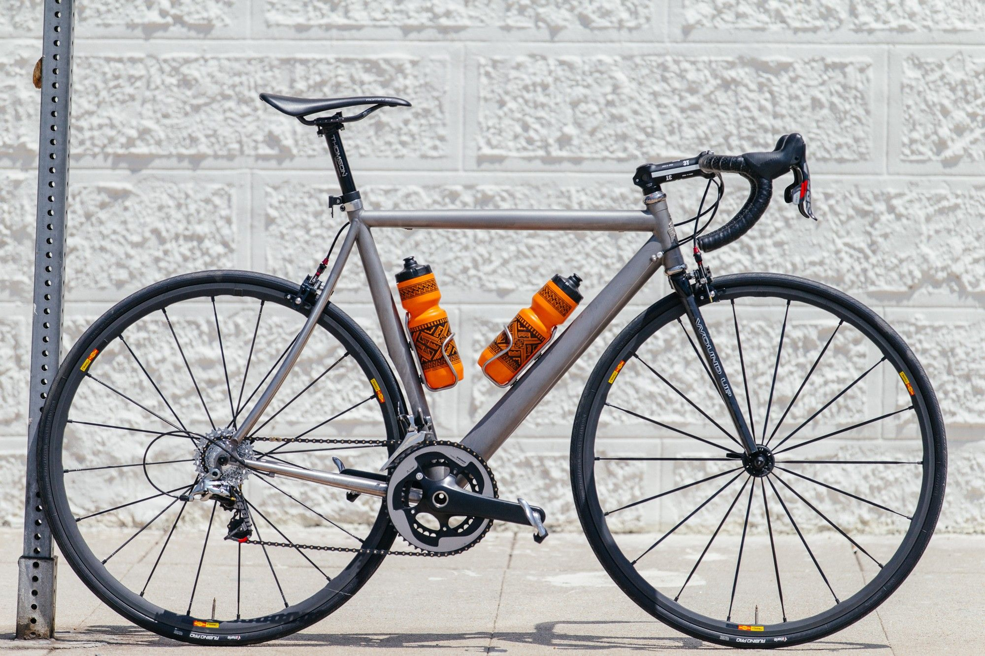 Ti is Forever: Zach's Litespeed Road | The Radavist