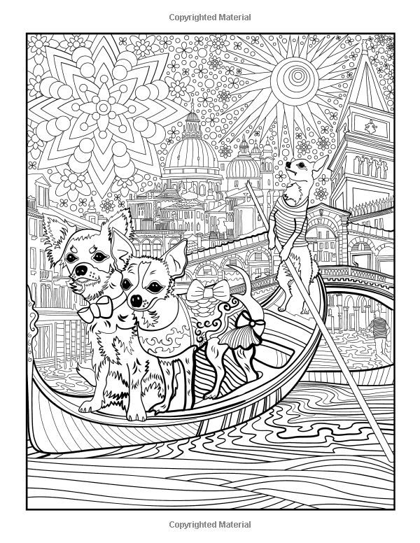 6500 Around The World A Coloring Book HD