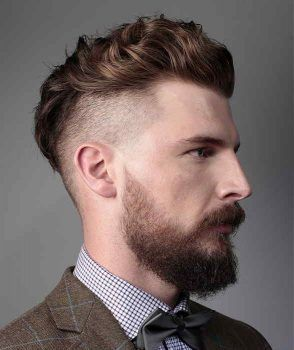 Disconnected haircut pomade | Hairstyles For Men | Pinterest ...