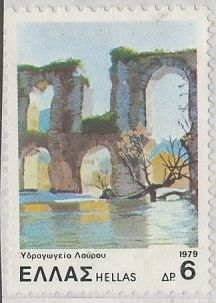 Greece - D'n'D Stamps