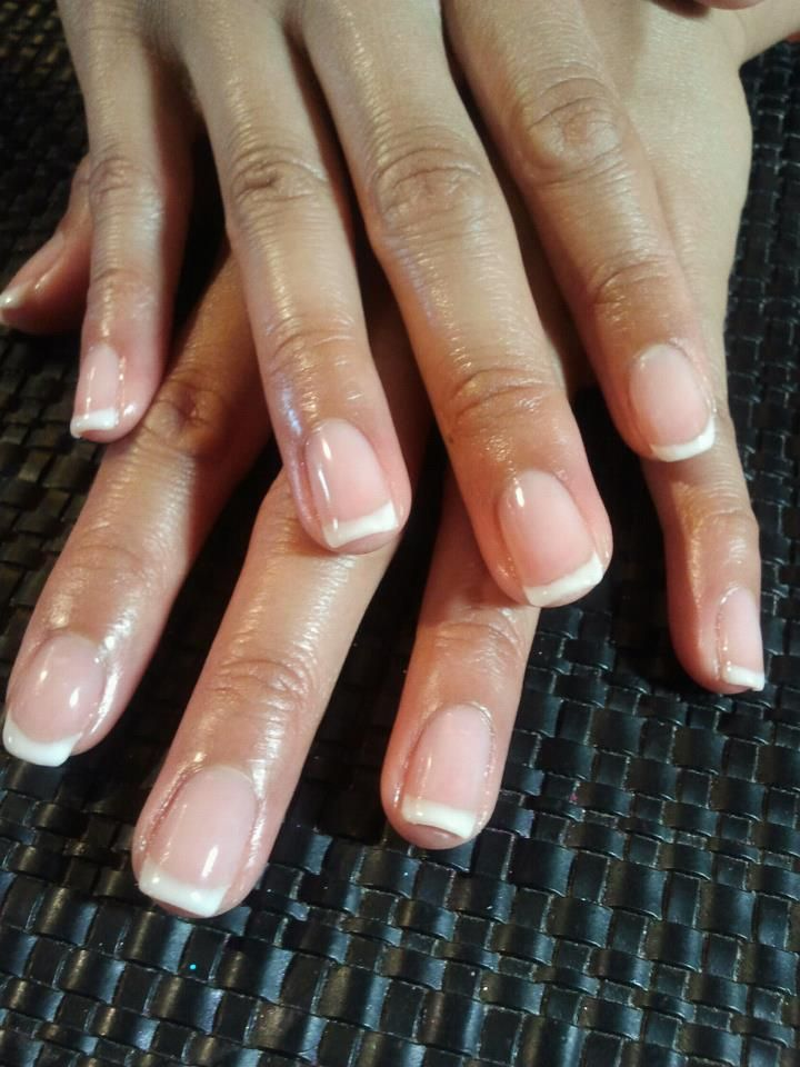 Shellac french manicure cnd shellac manicure pinterest shellac diy nails indian wedding hairstyles shellac french manicure solutioingenieria Images