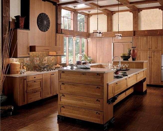Idee per arredare la cucina in stile rustico - Cucina vintage ...
