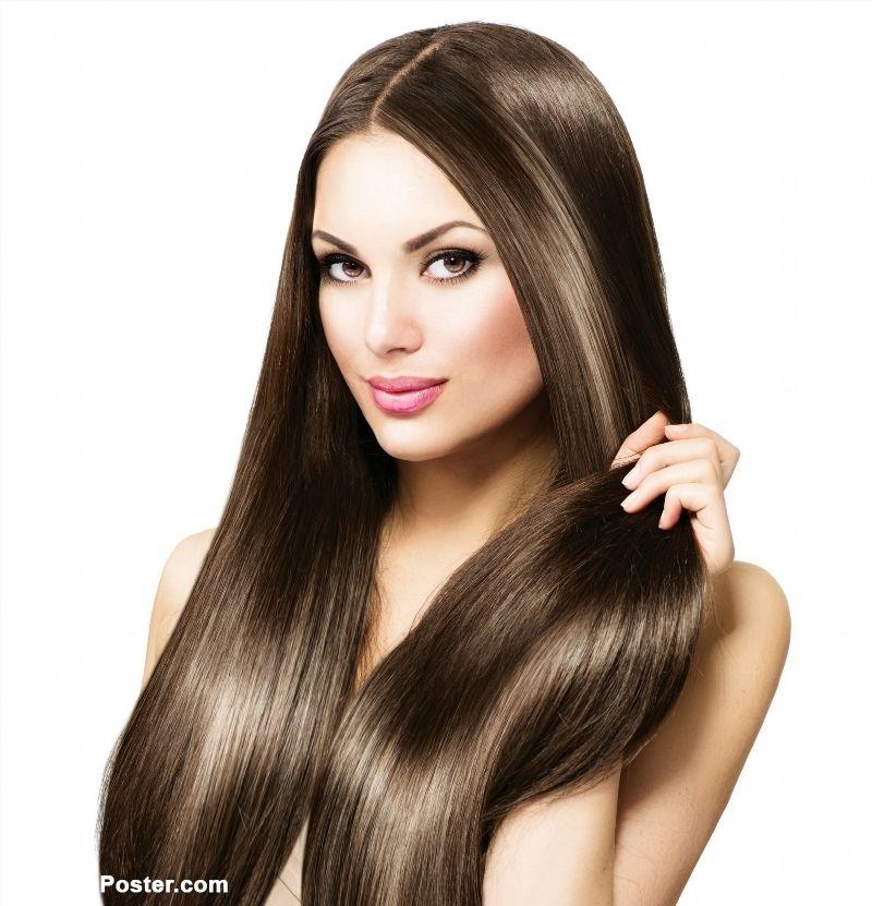 Hair Salon Girl Poster