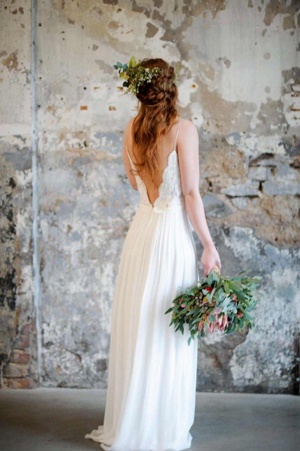Traumhaft leichte Brautkleider von Victoria Rüsche | Hochzeits-Kleid ...