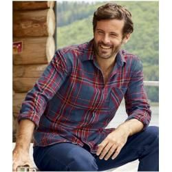 Photo of Reduced shirts with a Kent collar for men