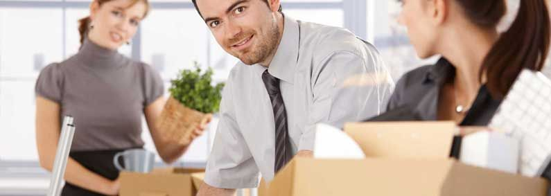 Trusted office removals in Plymouth with satisfactory moving service.