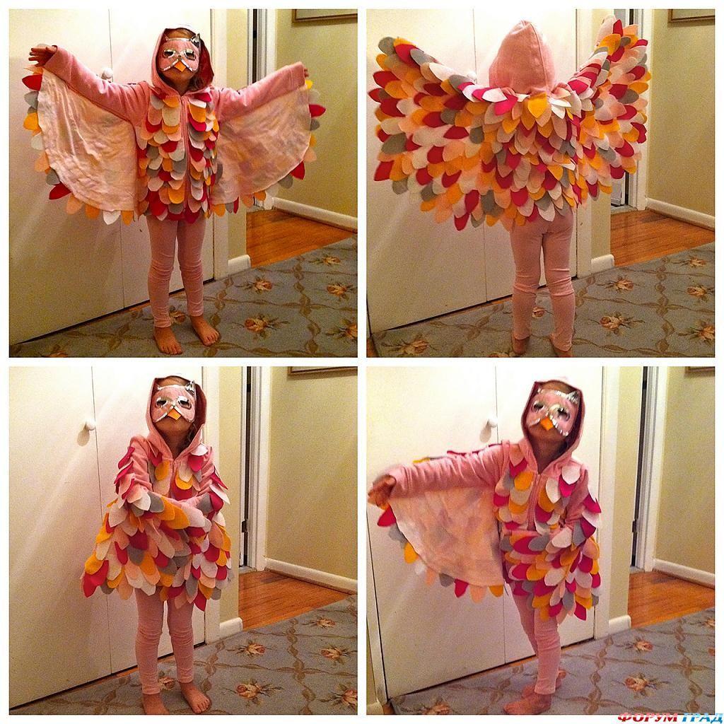 Яркий костюм совы | сОва | Halloween, Deguisement и ... - photo#28