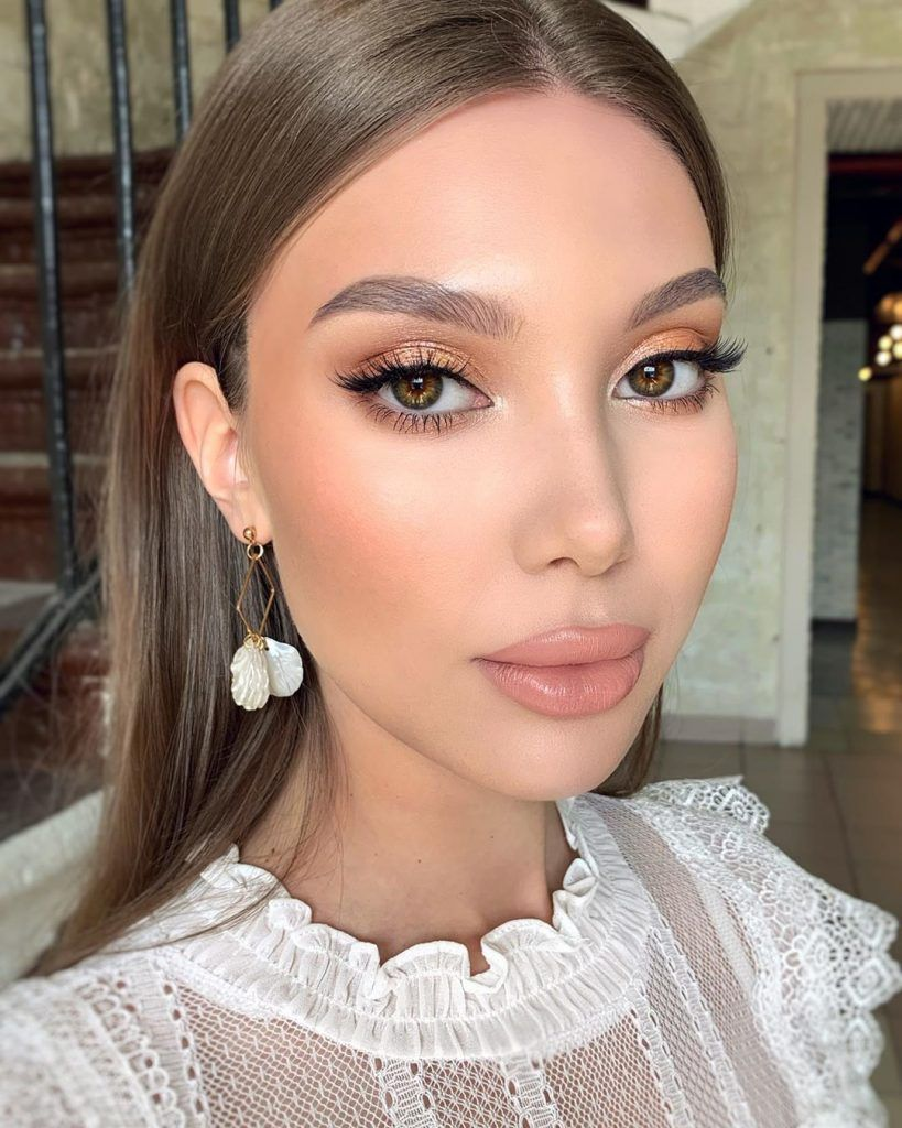 10+ Ideas For Natural Bridal Makeup Hannahsdaily in 2020