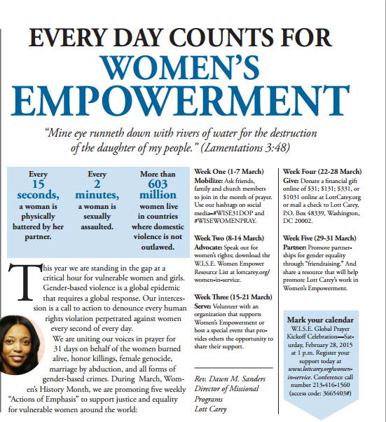 7 31 Prayers For Justice Equality Women Empowered Through Prayer Lott Carey Womenshistorymonth Ideas Prayer Partner Womens History Month Prayers