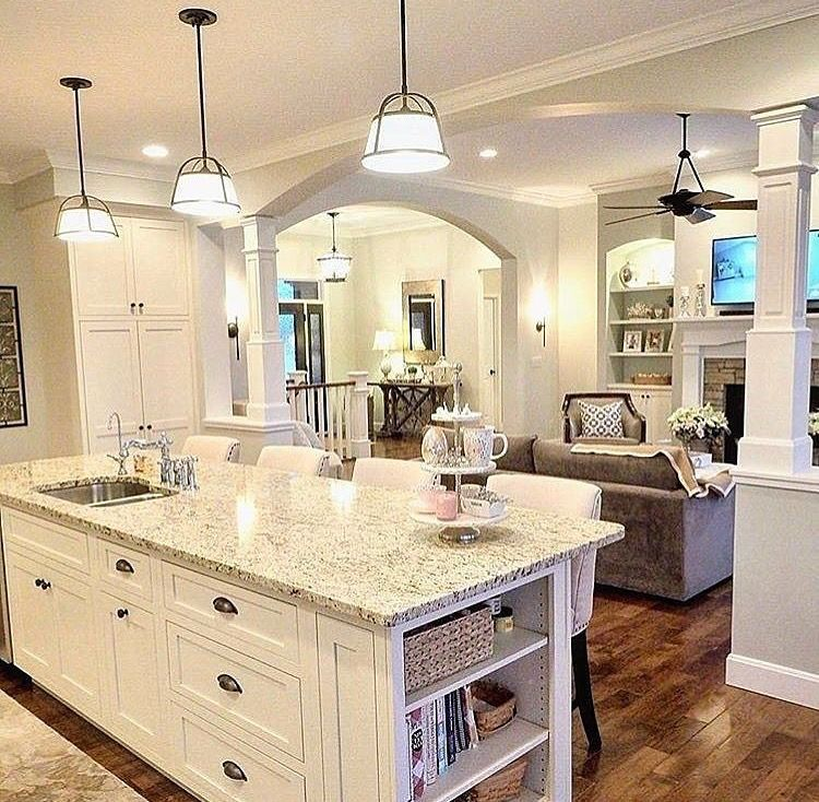 Layout Design Kitchen Cabinets: Ideas For When We Build