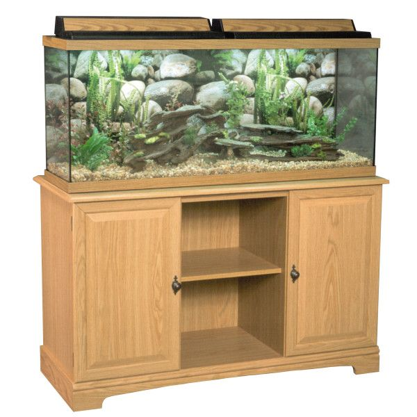 Top fin 55 75 gallon aquarium stands home pinterest for 55 gal fish tank stand