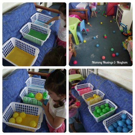 20 Colour Activities For Babies And Toddlers Babycentre