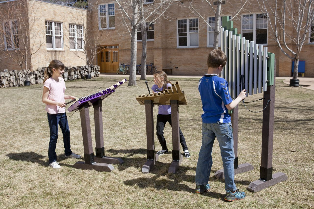 Harmony Park By Freenotes Has A New Product Check Out Weenotes The Half Sized Instruments That Still Pack A Lot Of S Harmony Park Outdoor Music Music Garden