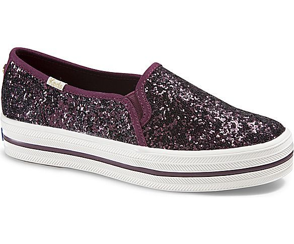 3fcc4447d192 KEDS X kate spade new york TRIPLE DECKER GLITTER