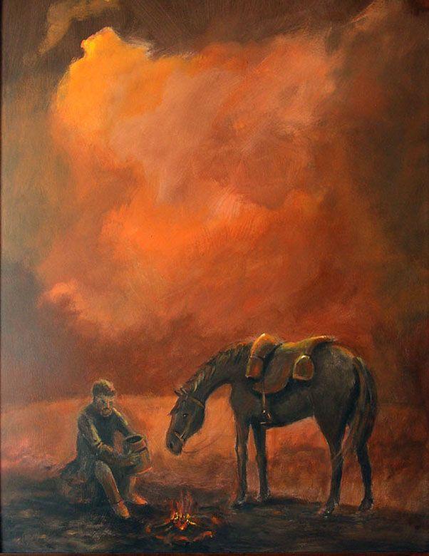 Ned Kelly by Max Horst