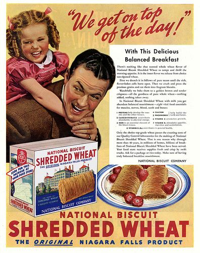 Piggyback To Breakfast | Vintage | Vintage advertisements
