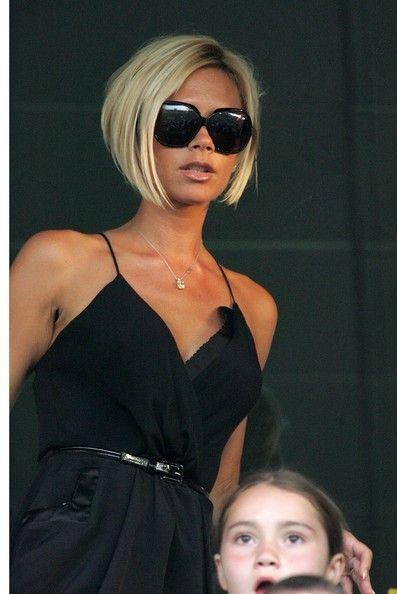 Photo of Victoria Beckham Photos Photos: Celebrities At The LA Galaxy vs. Chelsea FC