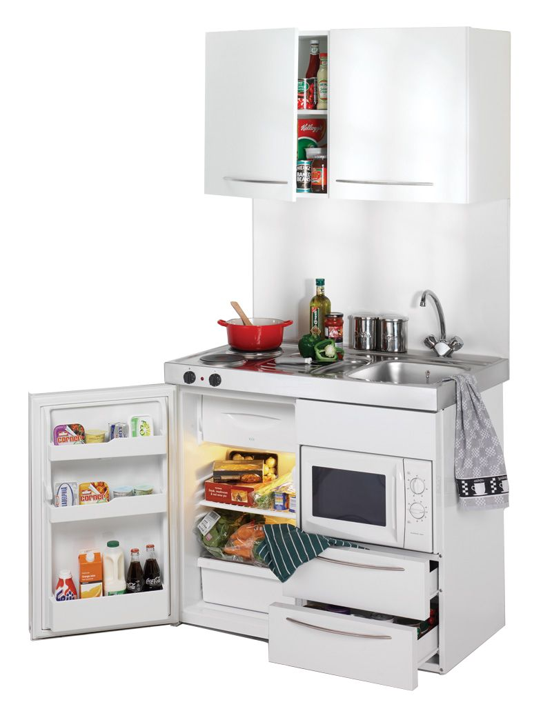 Micro Kitchen Design Ideas Part - 38: Small Spaces · Enlarged Image From The Micro Module System Range: Micro  Module System - 1000mm Unit Example