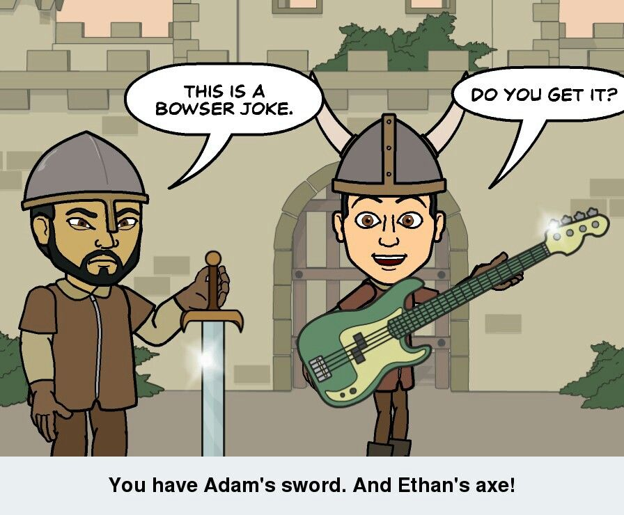 Rock Band Joke Band Jokes Character Zelda Characters