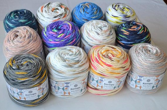 a636ea317 Kartopu Baby Pastel newborn baby yarn Acrylic and polyamide